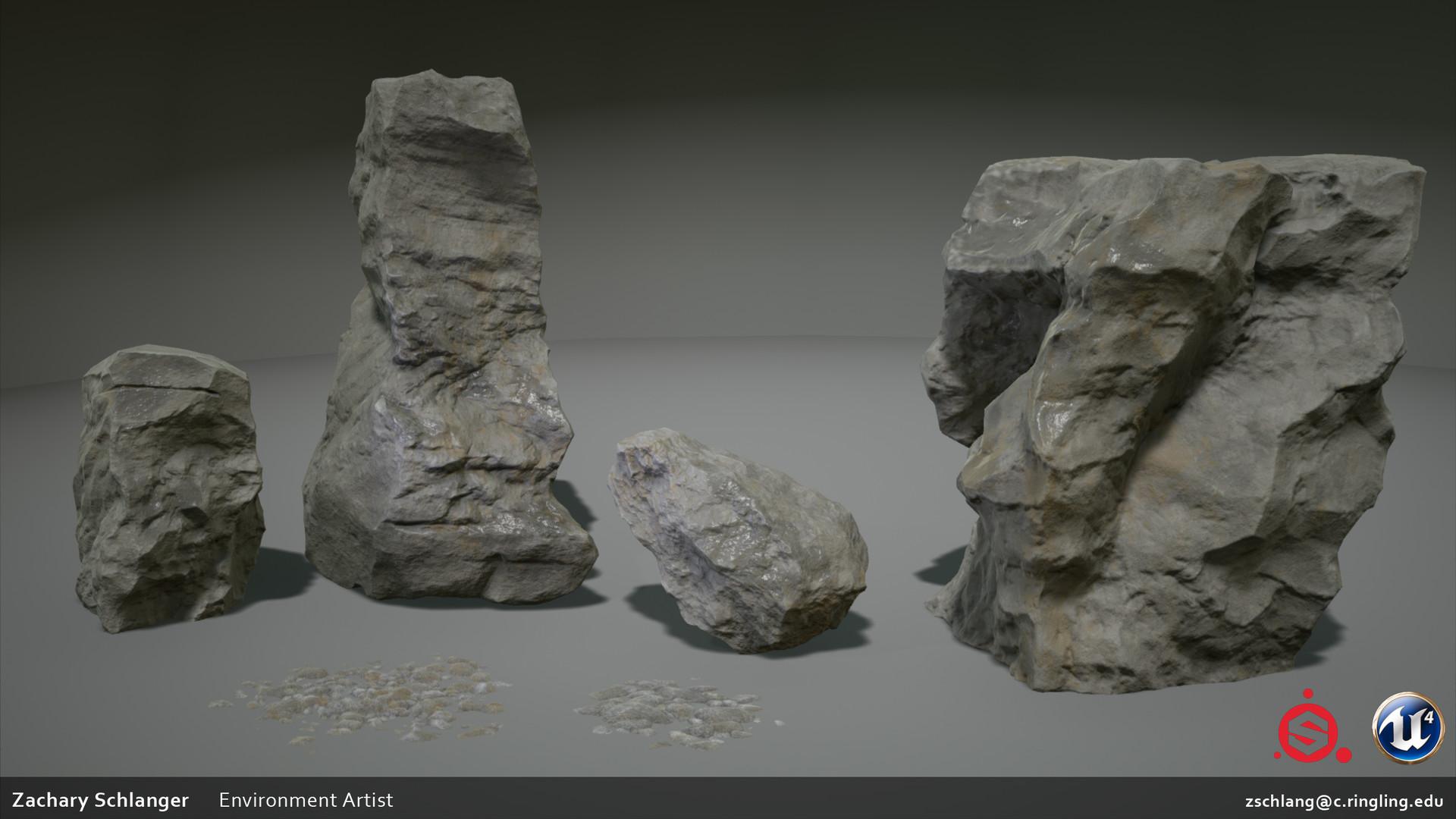 Zachary schlanger zschlang asset stones
