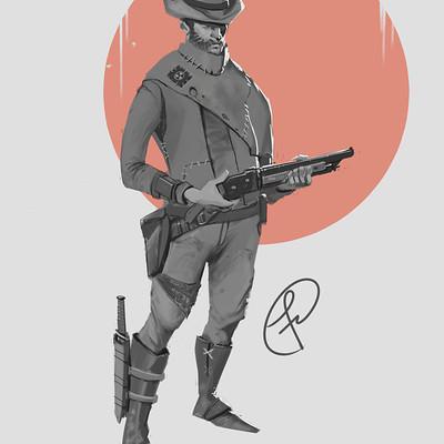 Fernando correa cowboy