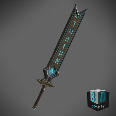 Tim kaminski sword 2