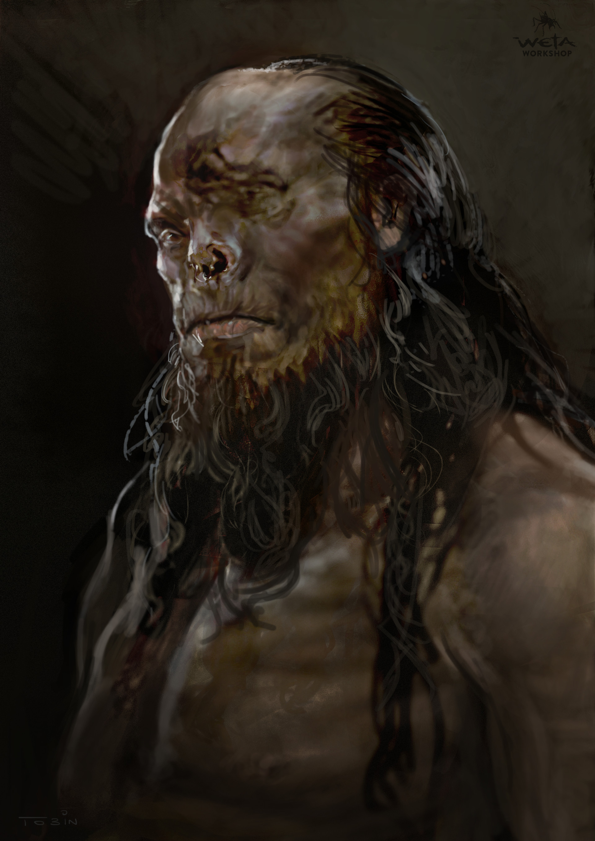 Weta workshop design studio weta workshop design studio cyclops