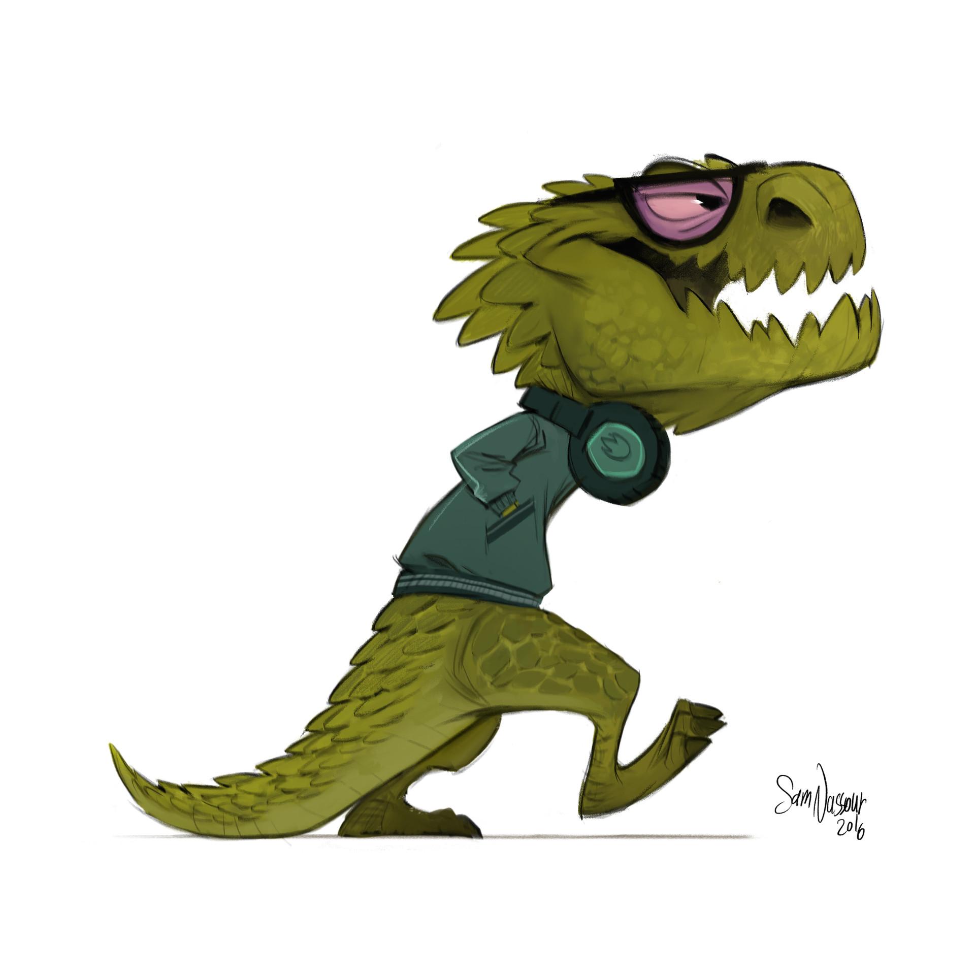 Sam nassour rex2