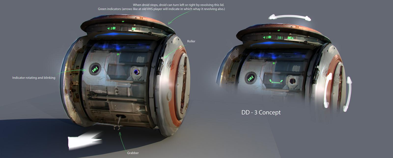DD3 concept art