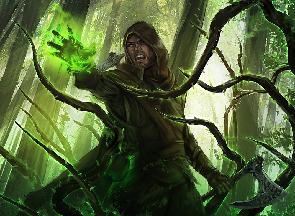 Wojtek depczynski emerald wrath2