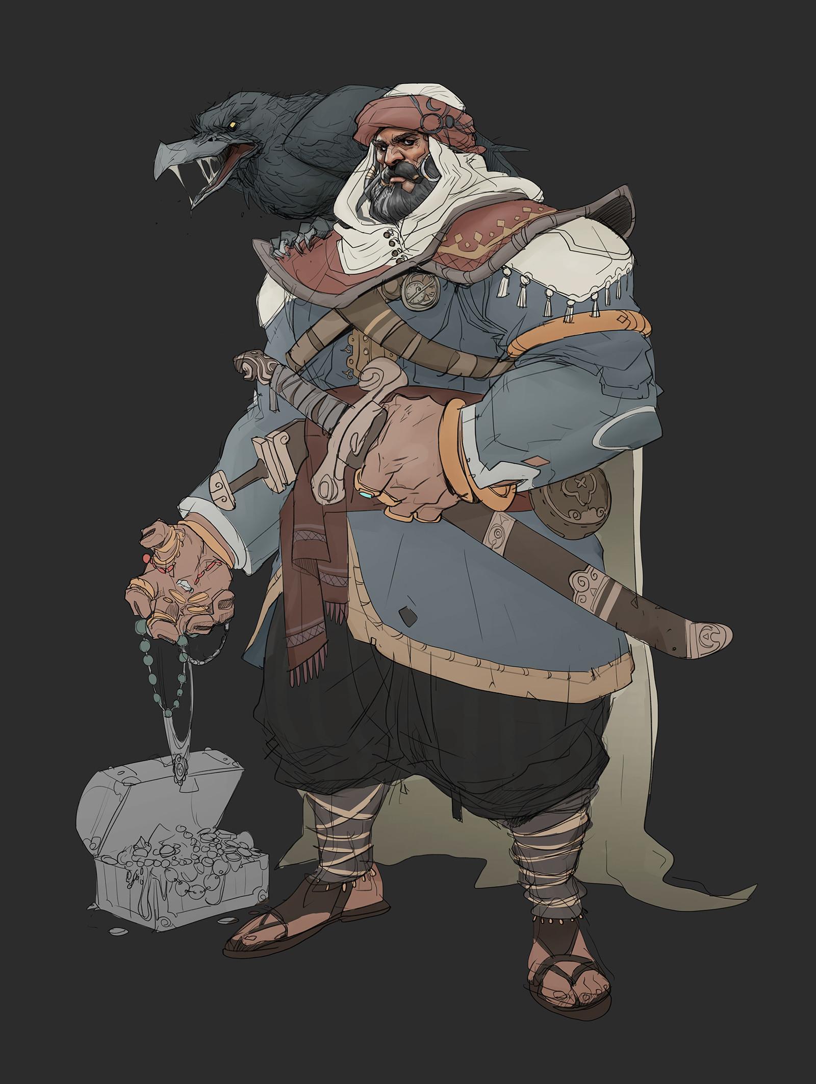 Hicham habchi warrior2