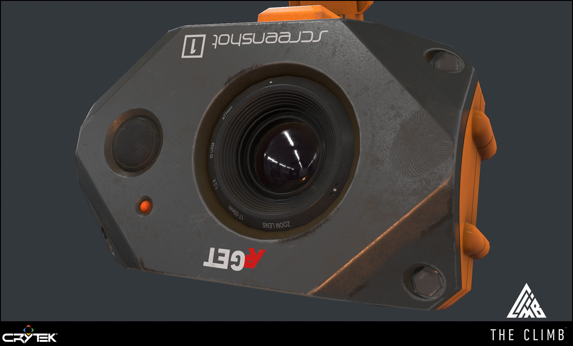 Camera 2 Ingame Model