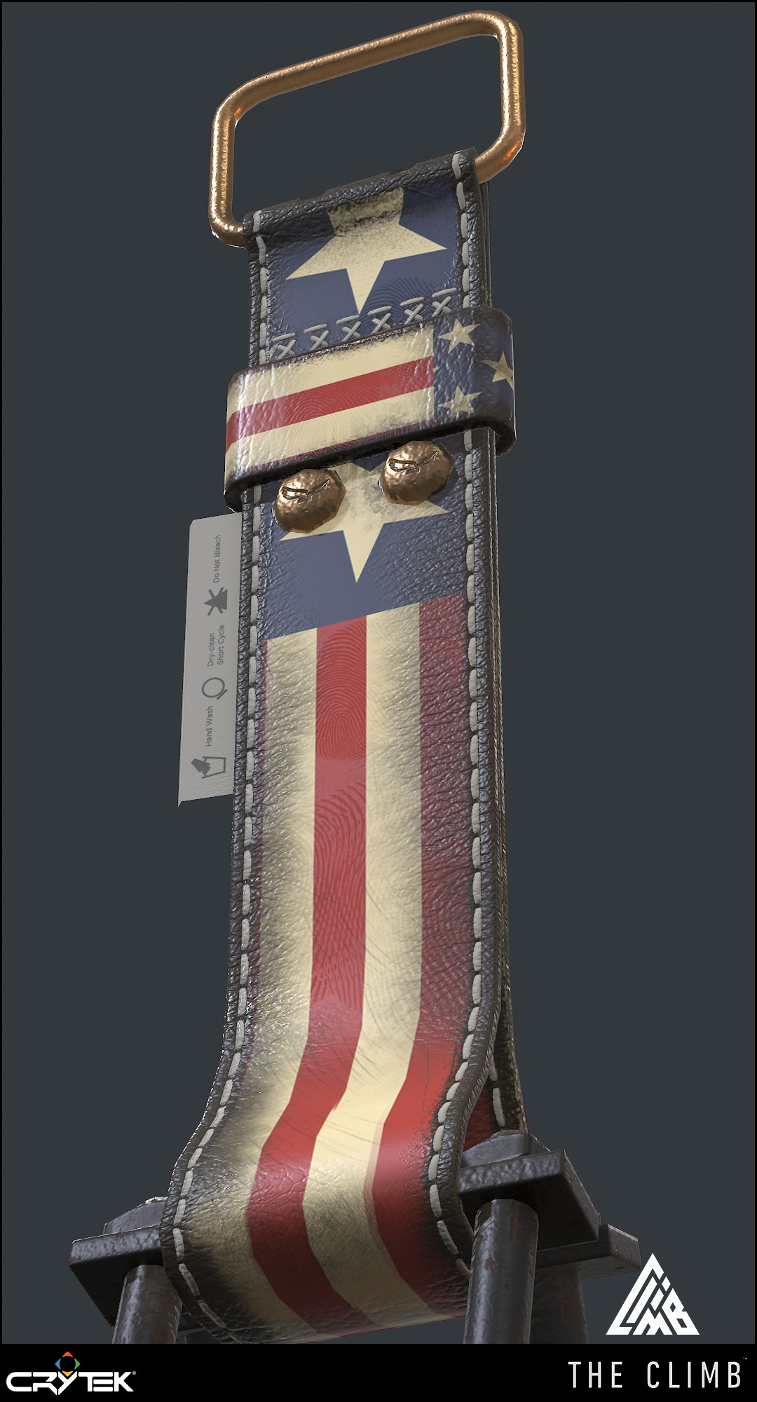 Liberty Bell 2 Ingame Model