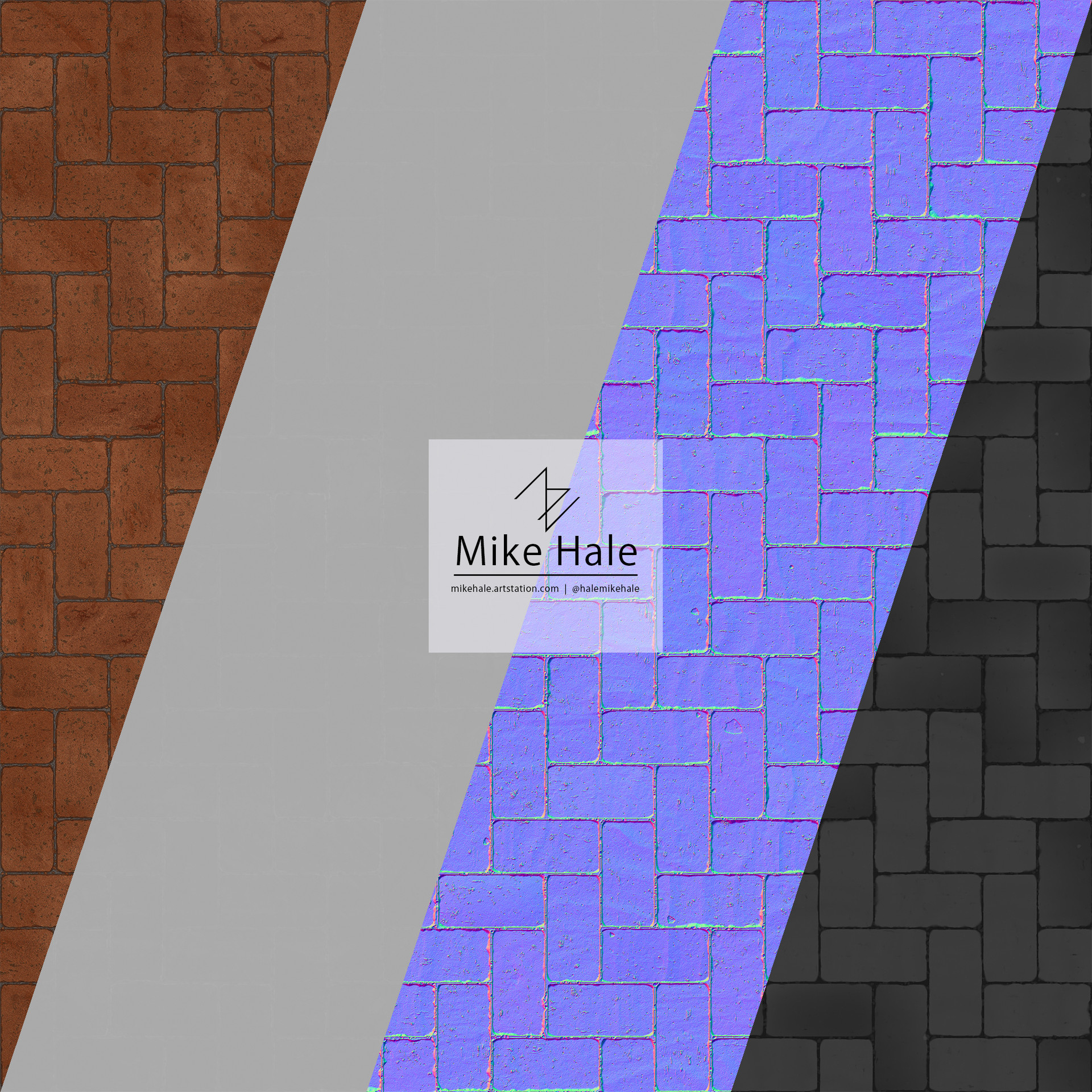 Mike hale herringbone pavement final textures