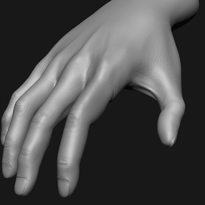 Anais jancenelle hand render