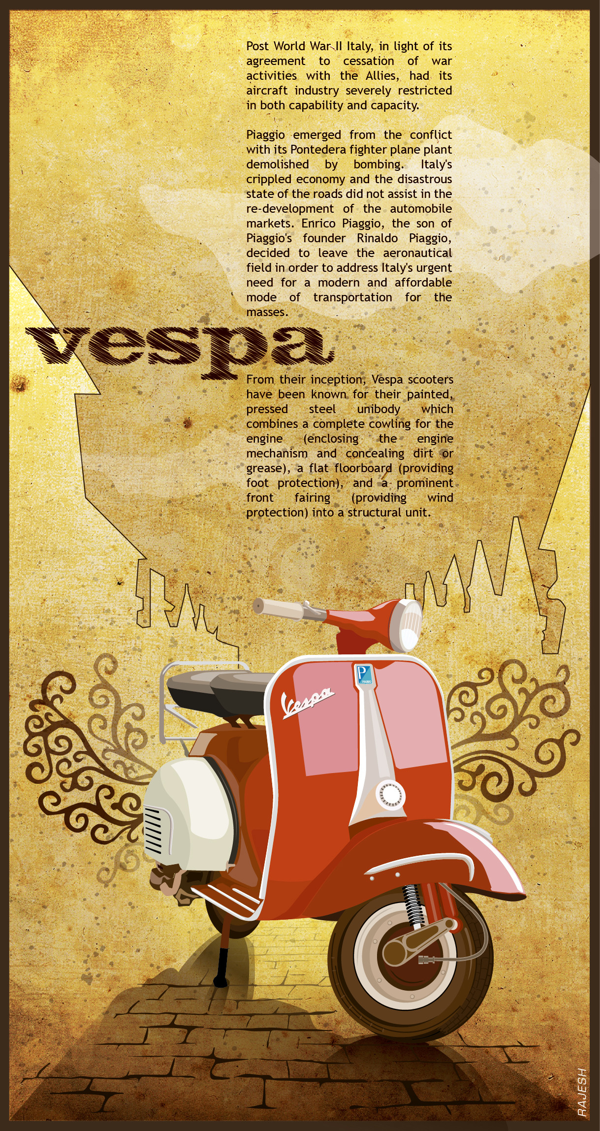 Rajesh sawant vespa vin 01