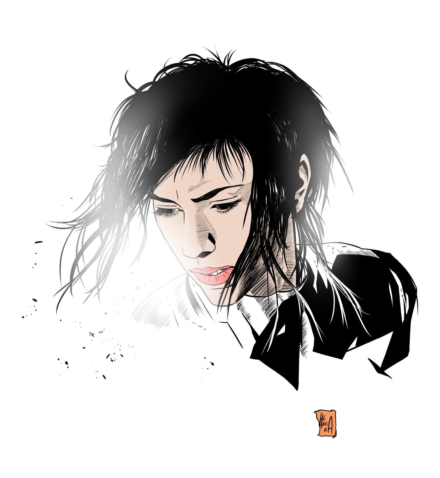 Motoko (Scarlett Johansson)
