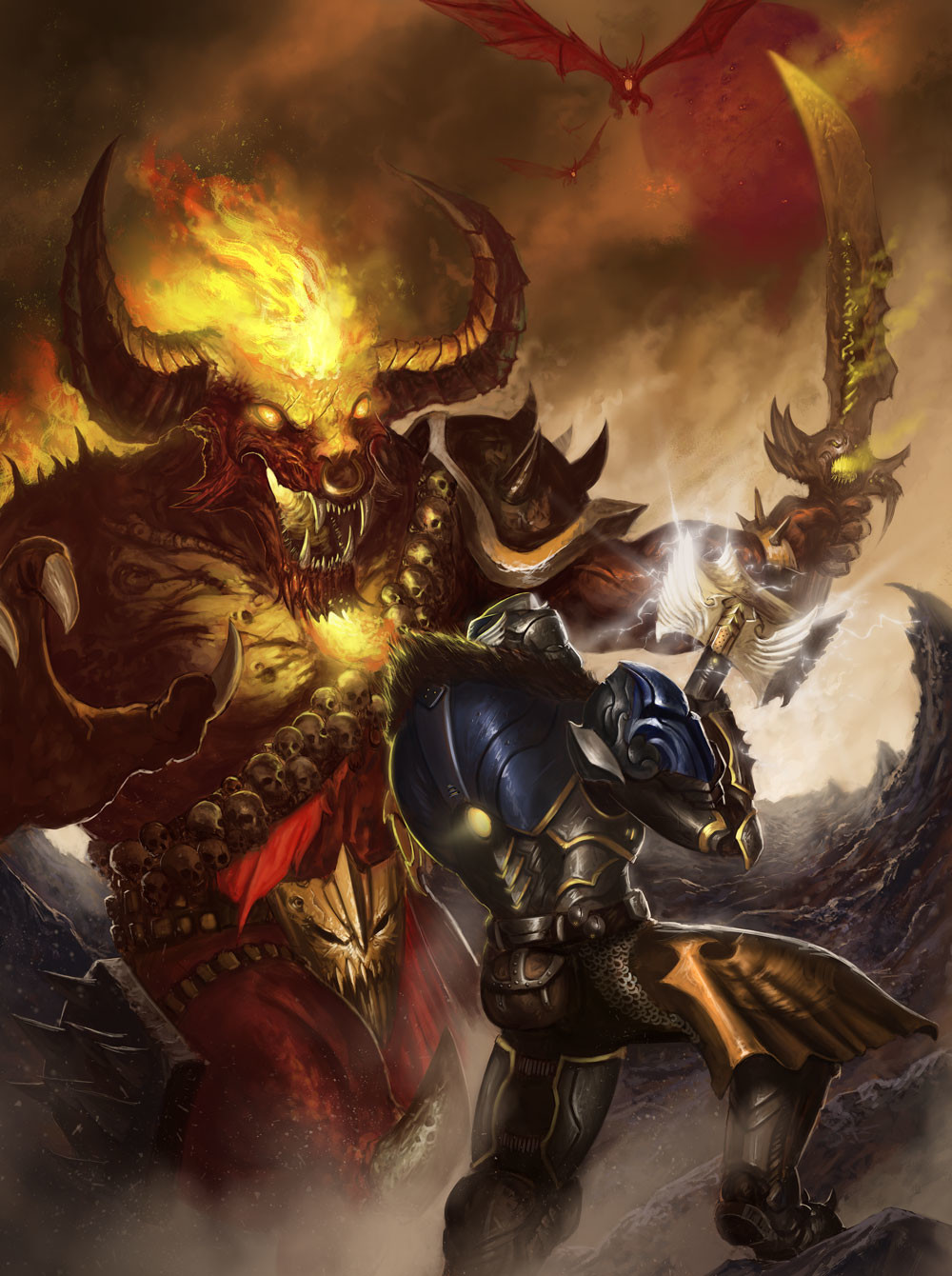 Michael rookard alexandros v blackmetallord f2