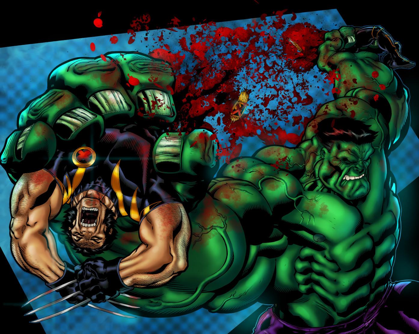 Maksim strelkov hulk woverine spread5