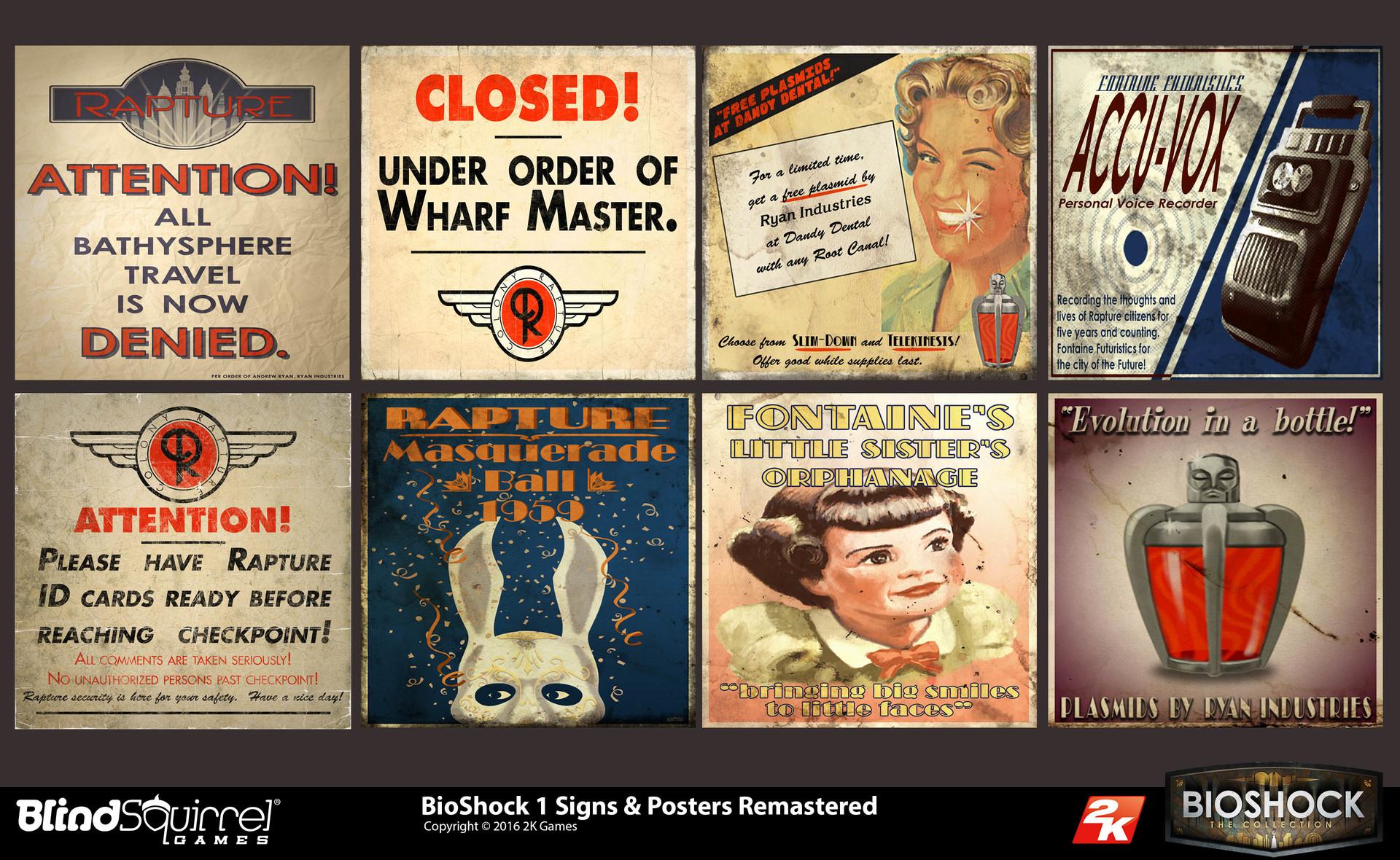Jeff zugale b1 signage remasters 2