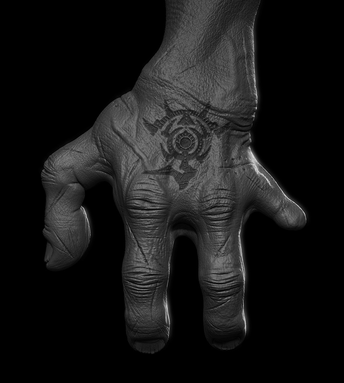Guillaume lachance oddworld ss hand