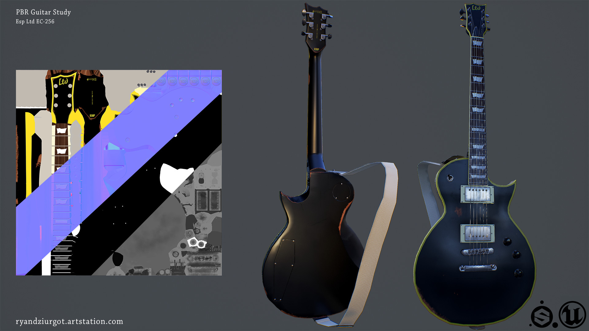 Music - Guitar Metal Wallpaper