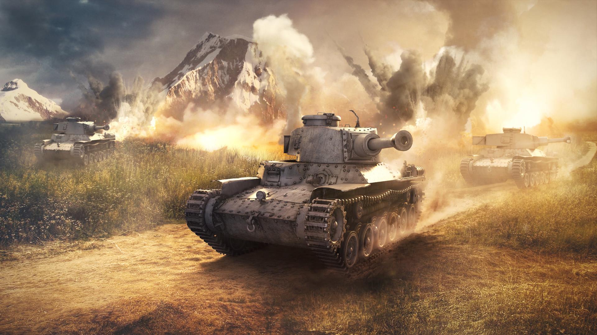 war thunder hd tanks
