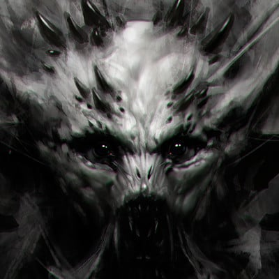 Alexander gorisch paint creatures 17b