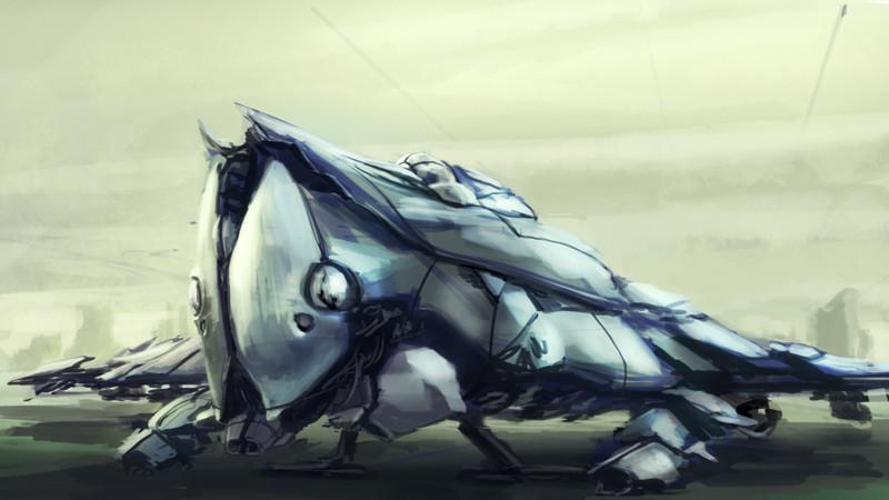 Alexander gorisch paint sci fi 08
