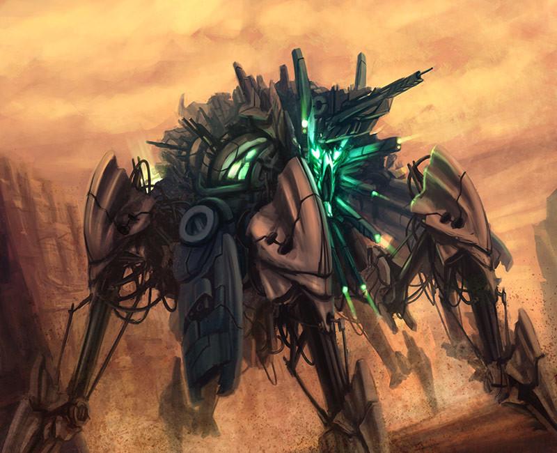 Alexander gorisch paint sci fi 04