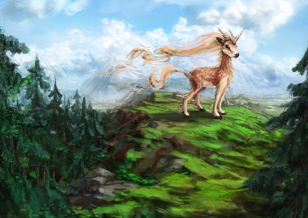 Alexander gorisch paint fantasy 07