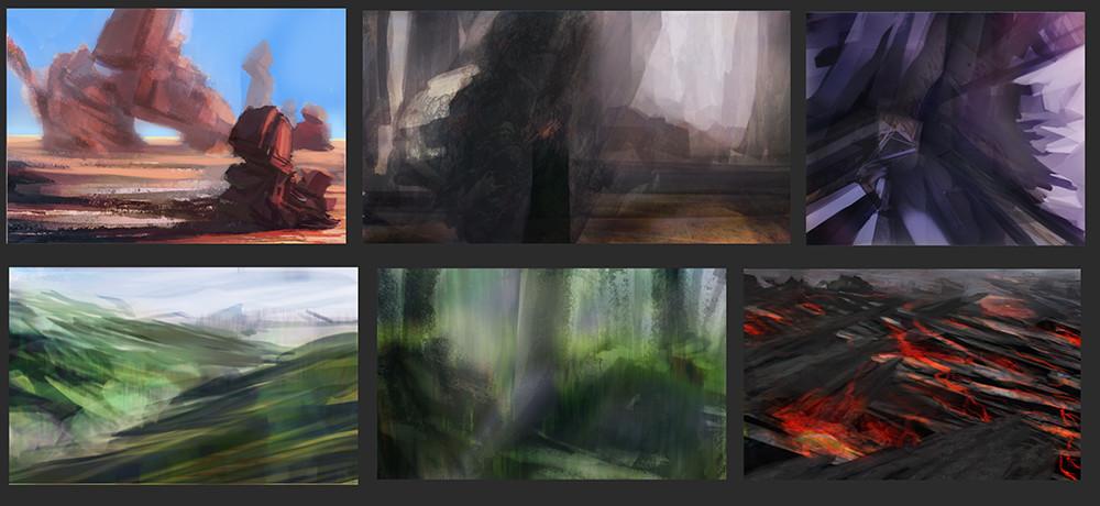 Alexander gorisch paint study 12
