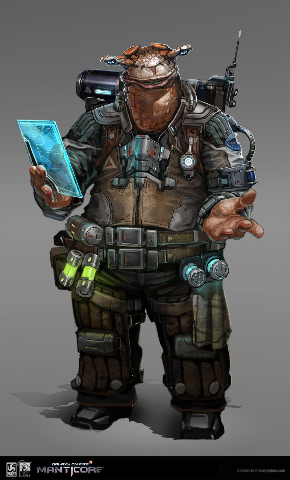 Barry Morond - merchant