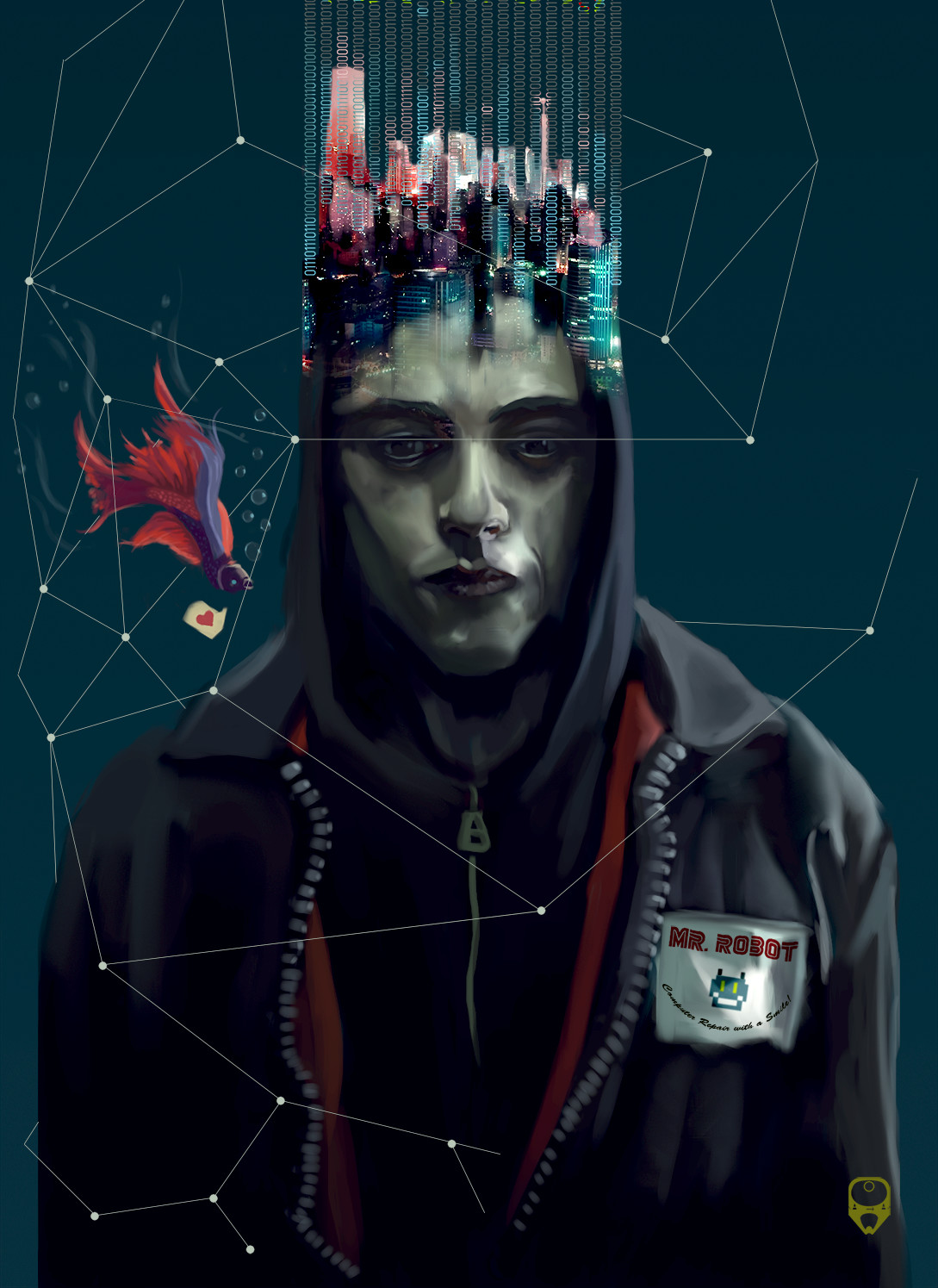 Marcos mansur who mr robot edited b profile