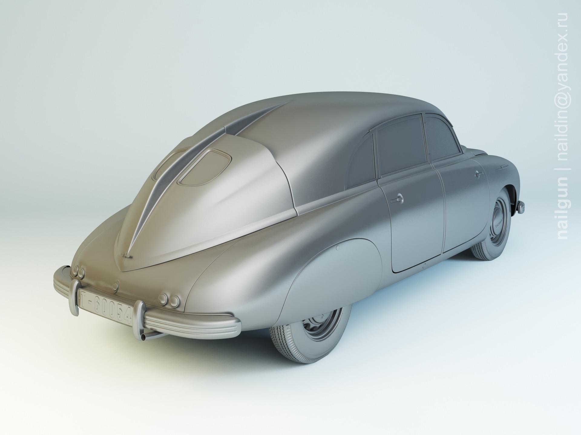 Nail khusnutdinov als 197 004 tatra t 600 modelling 1