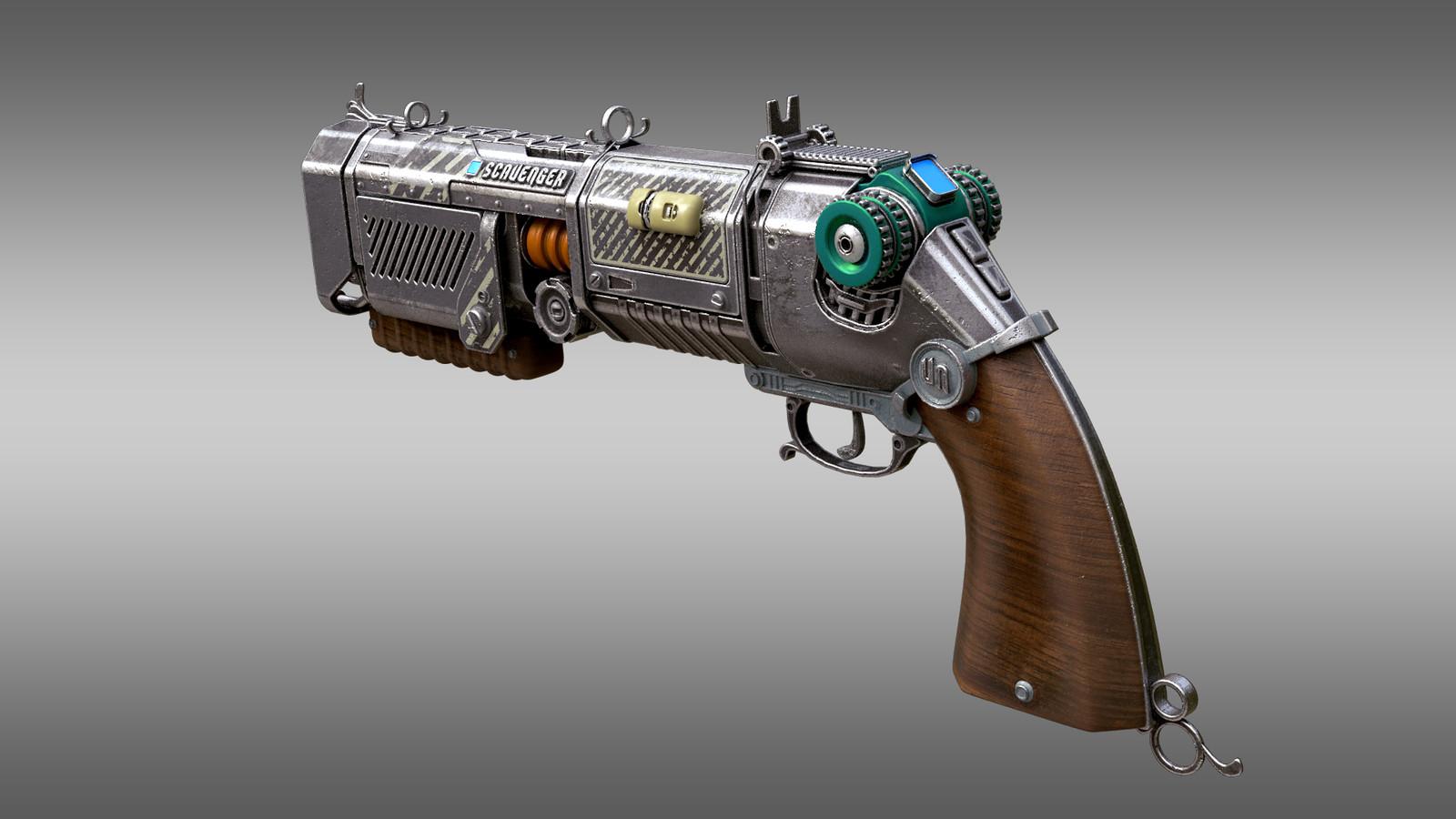 Scavenger Gun