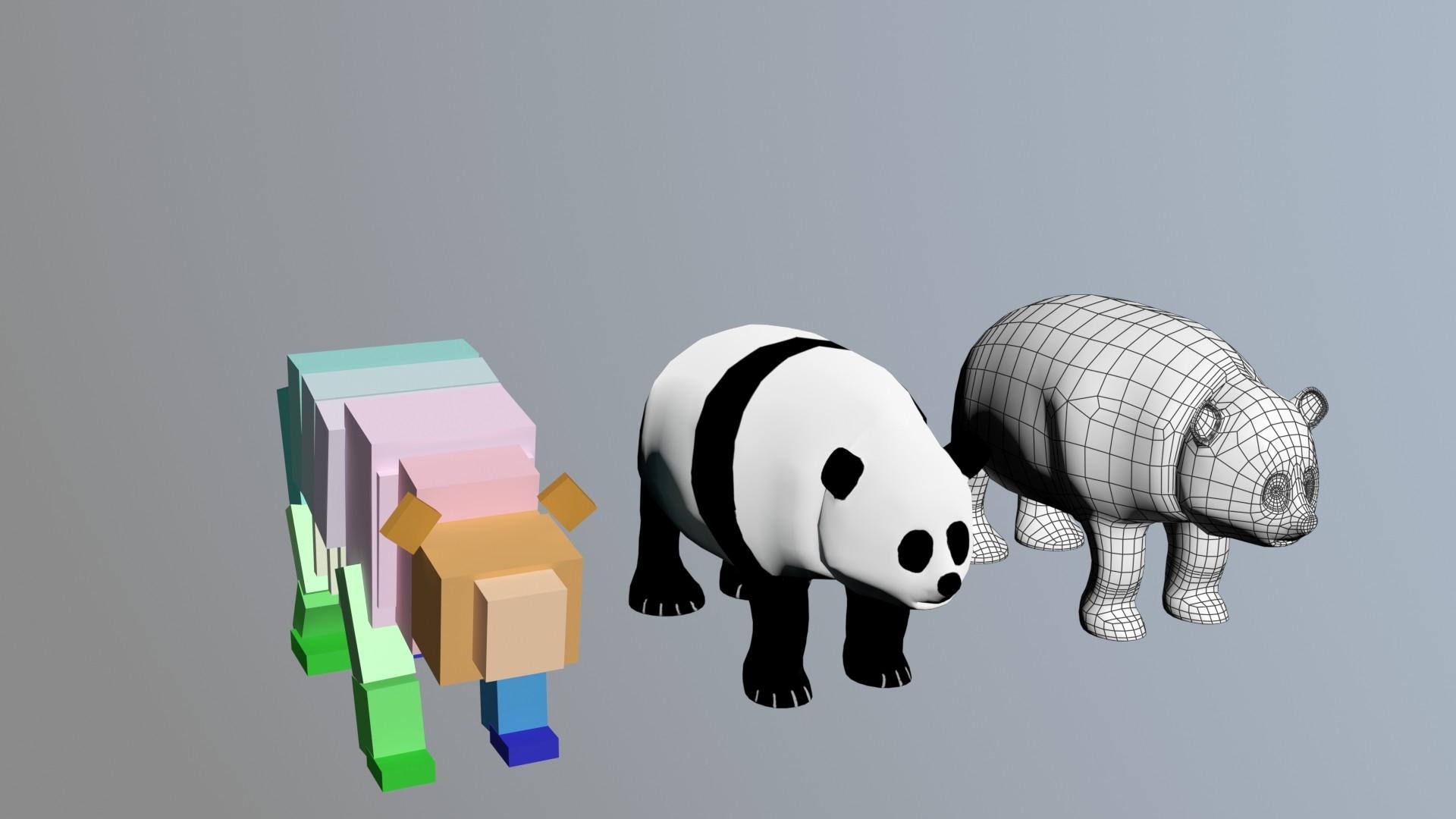 Matej chalachan panda