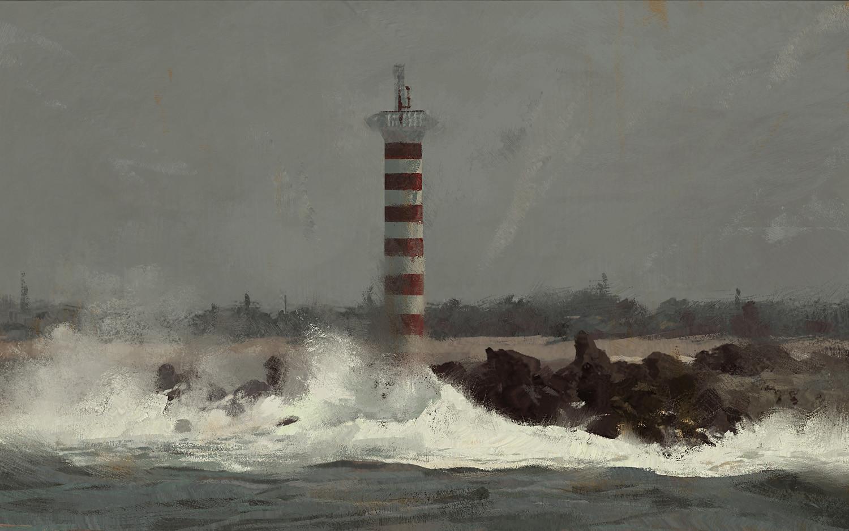 Grzegorz rutkowski lighthouse speed