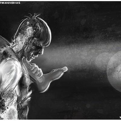 Vibhas virwani sx zombie speed painting by vibhas virwani 1