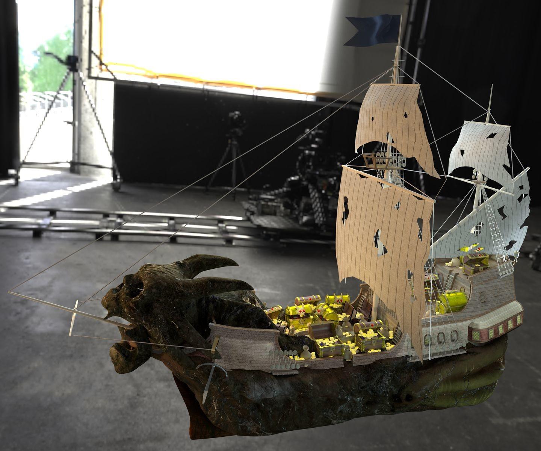 Thorns shine ghost ship 20160617 s 1