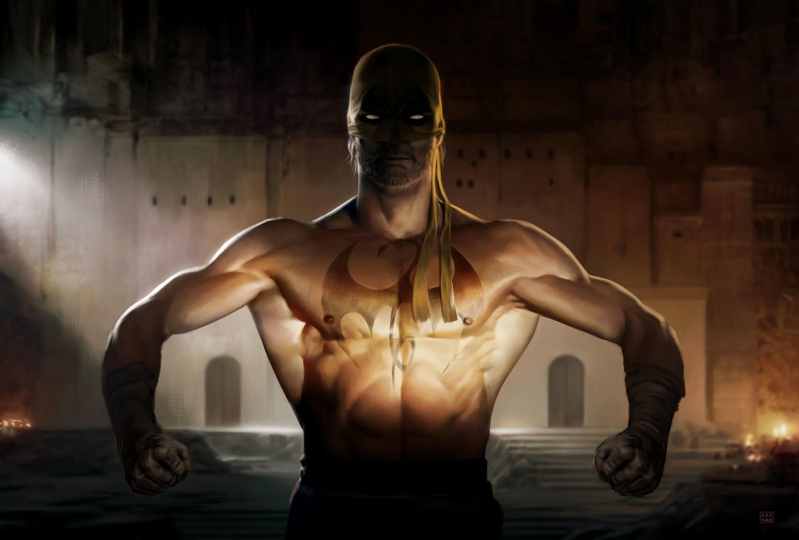 Iron Fist Temple of Shou Lao