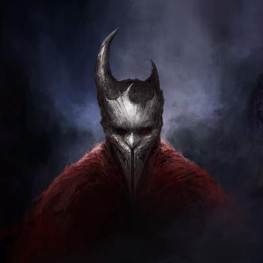 Chris cold mask portrait 02