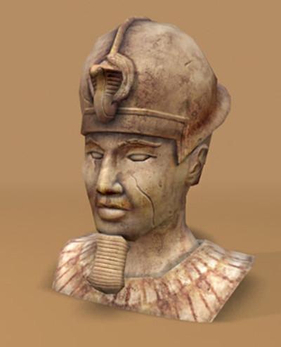 David sanhueza statue upright 01