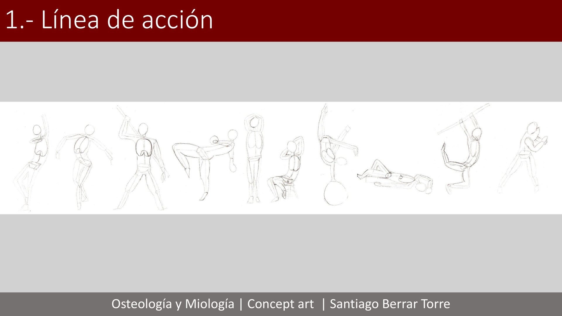 ArtStation - Anatomía, Santiago Berrar