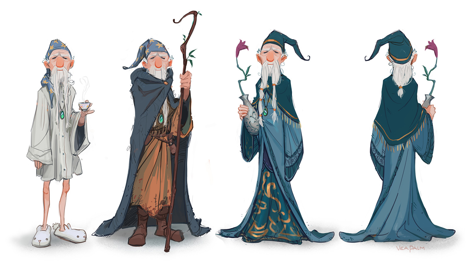 Character Design Old Man : Vanessa palmer animation character designs