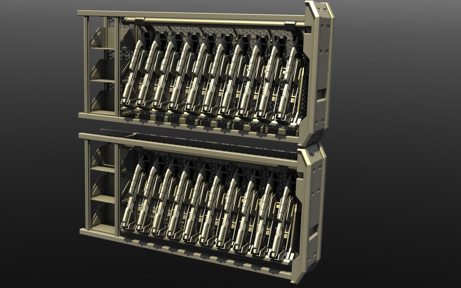 Roo macneill weapon rack3