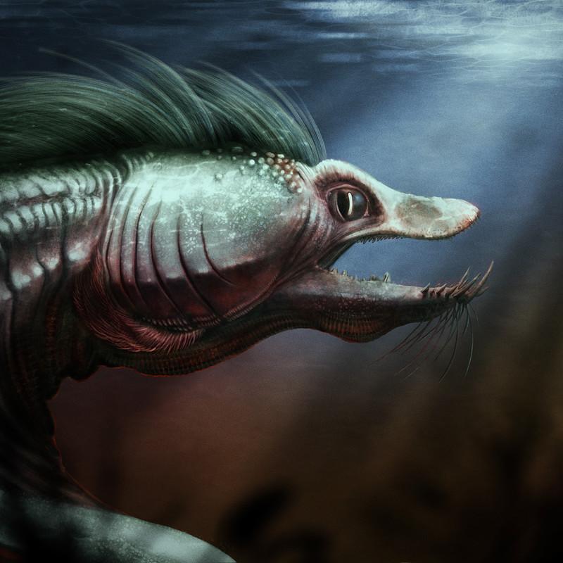 Blood Eel
