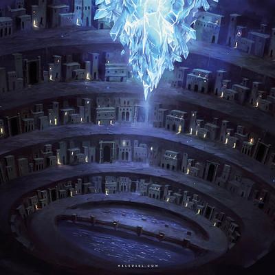Nele diel underground city by nele diel darcvgt