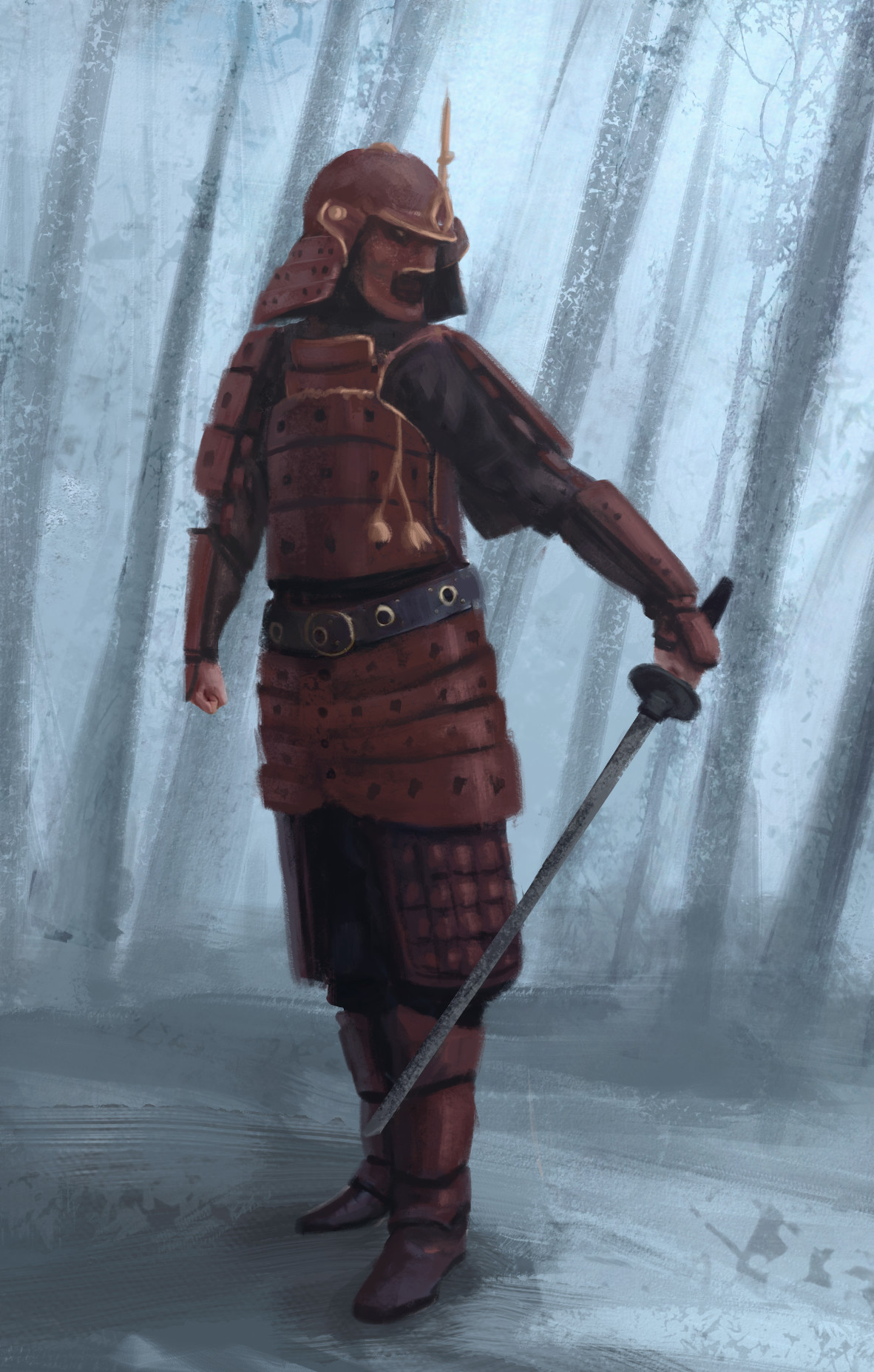 Manuel robles samurai2