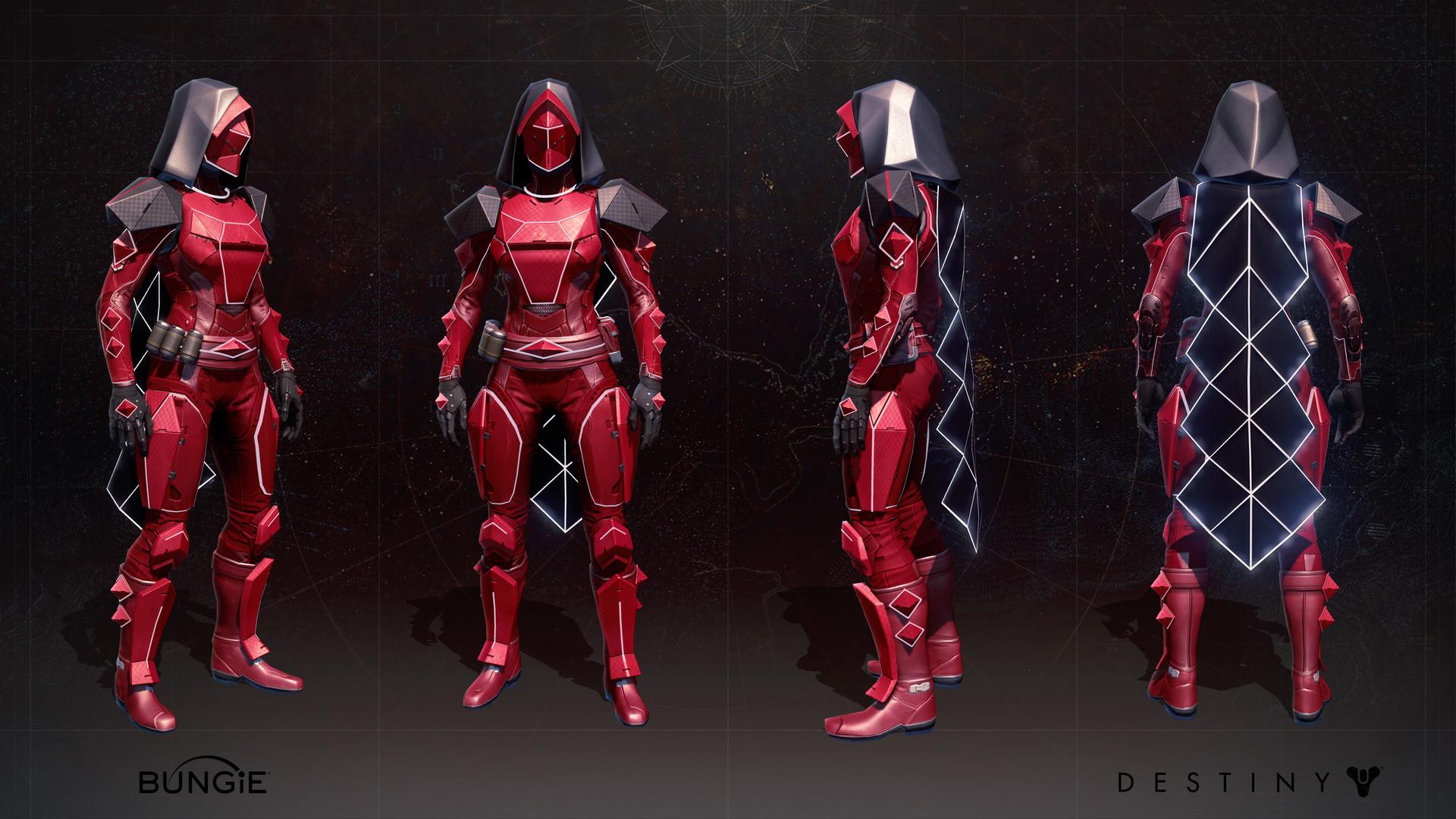wrath of the machine raid armor