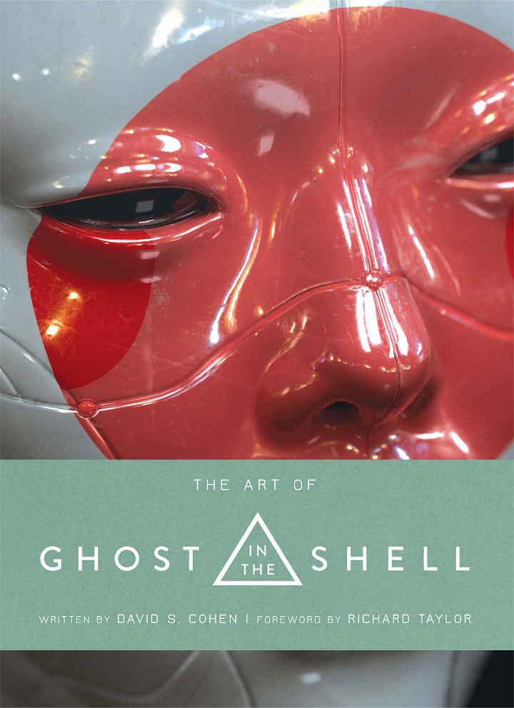 Maciej kuciara ghost in shell art book