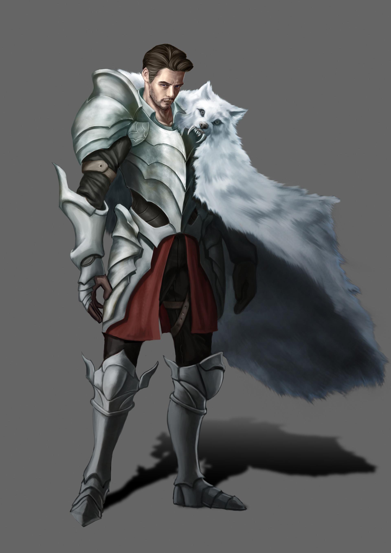 Character Design Website