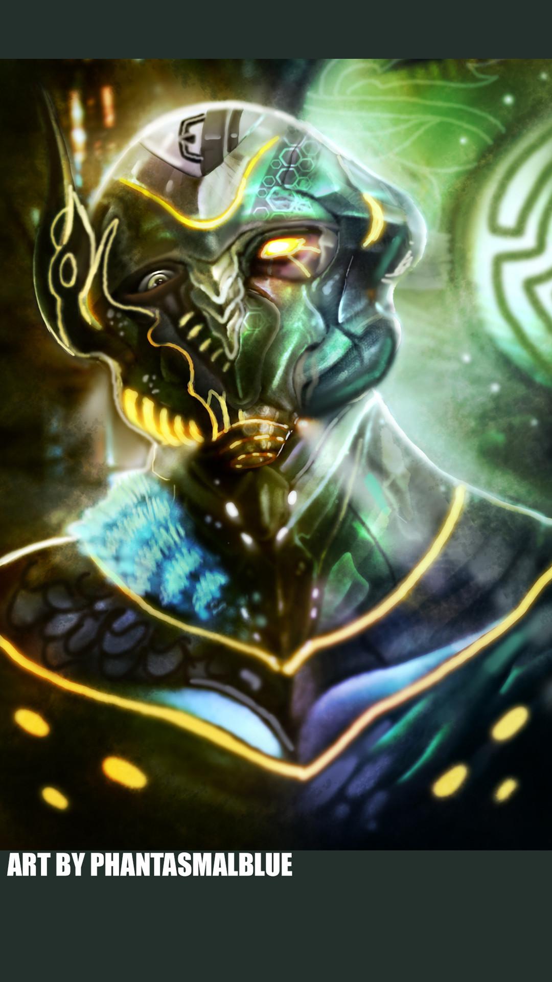 Julian tan alien by phantasmalblue d9ciyg7