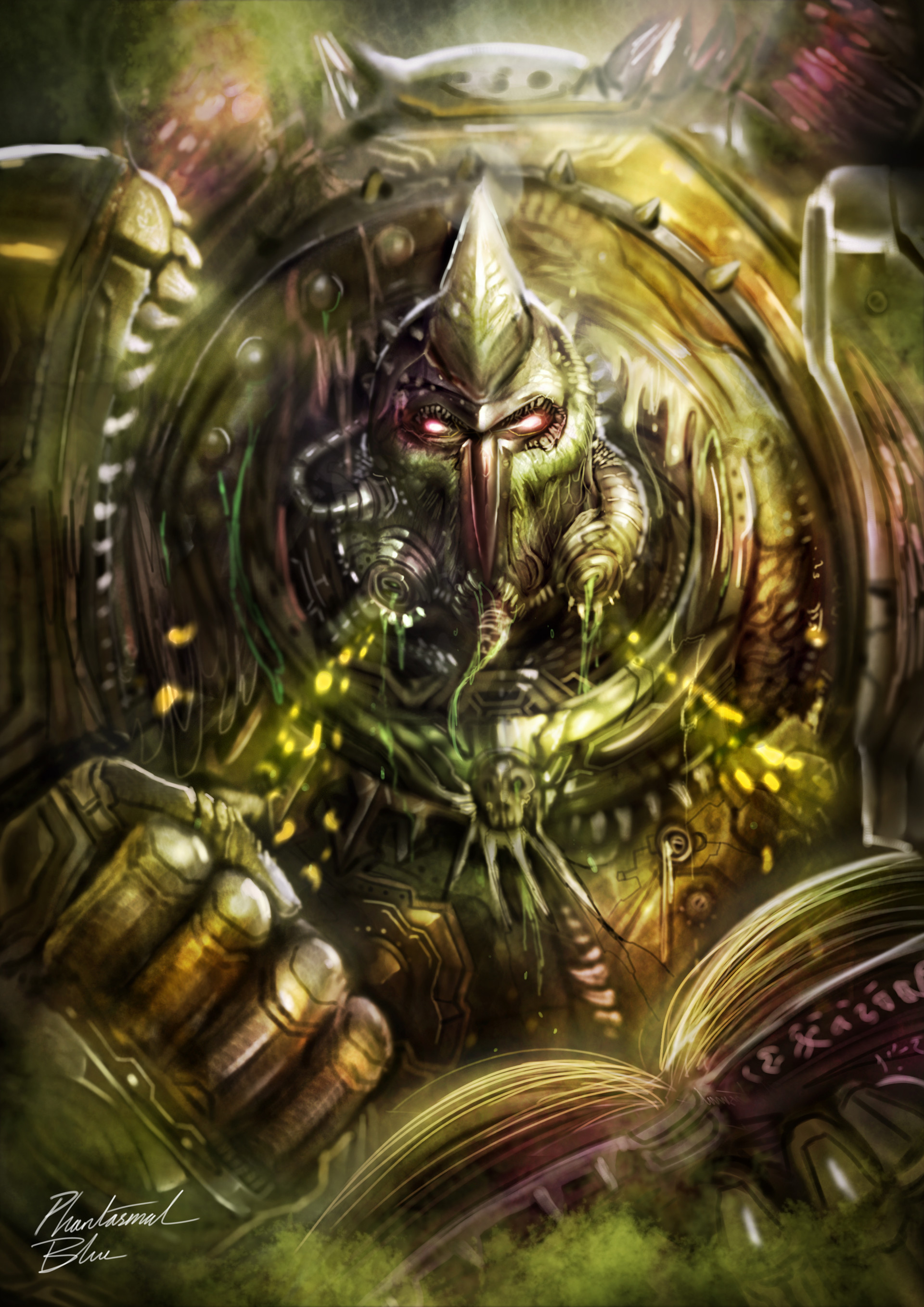 Julian tan typus chaos spacemarine by phantasmalblue da4yw9o