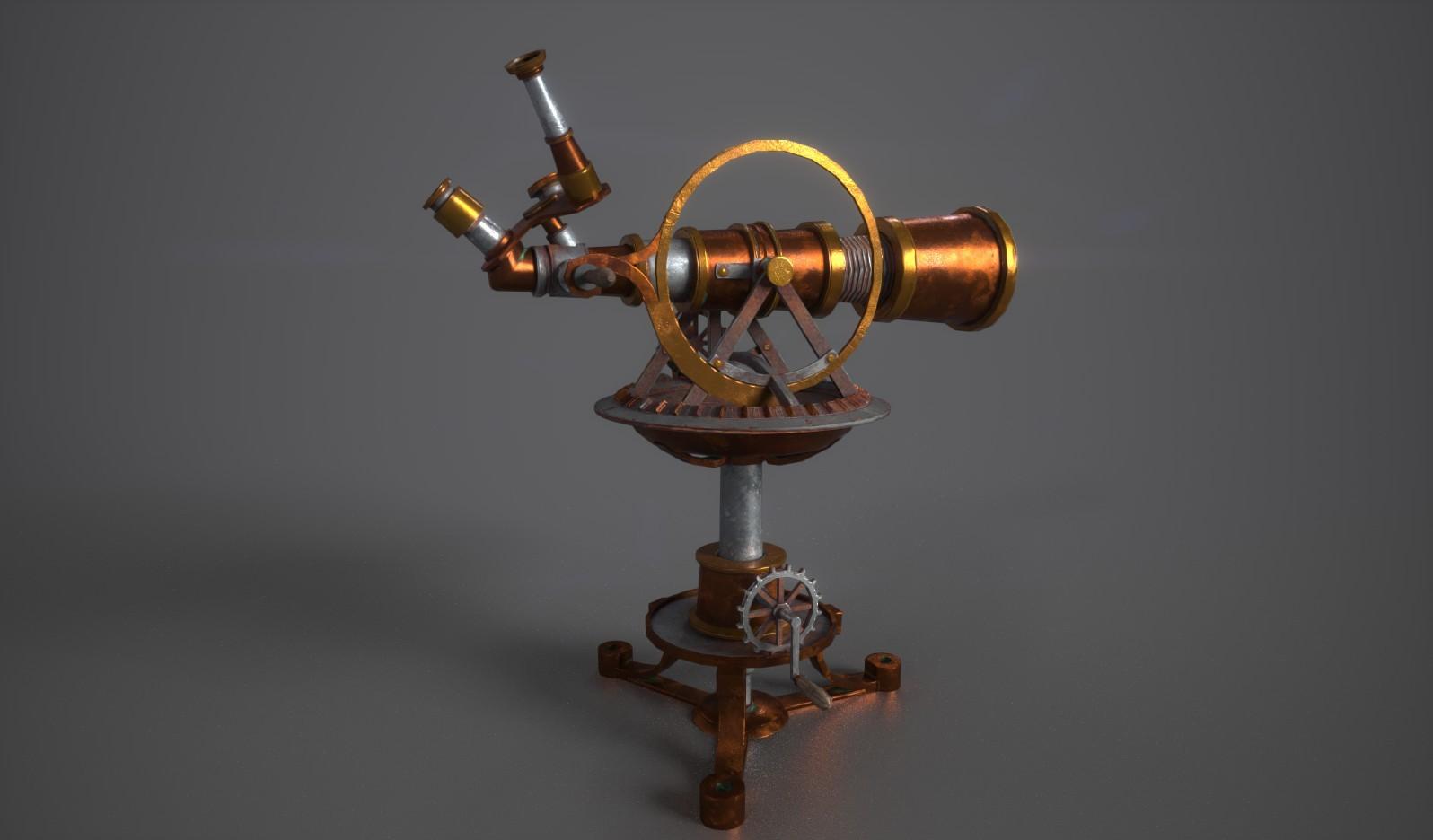 Tristan siodlak r telescope