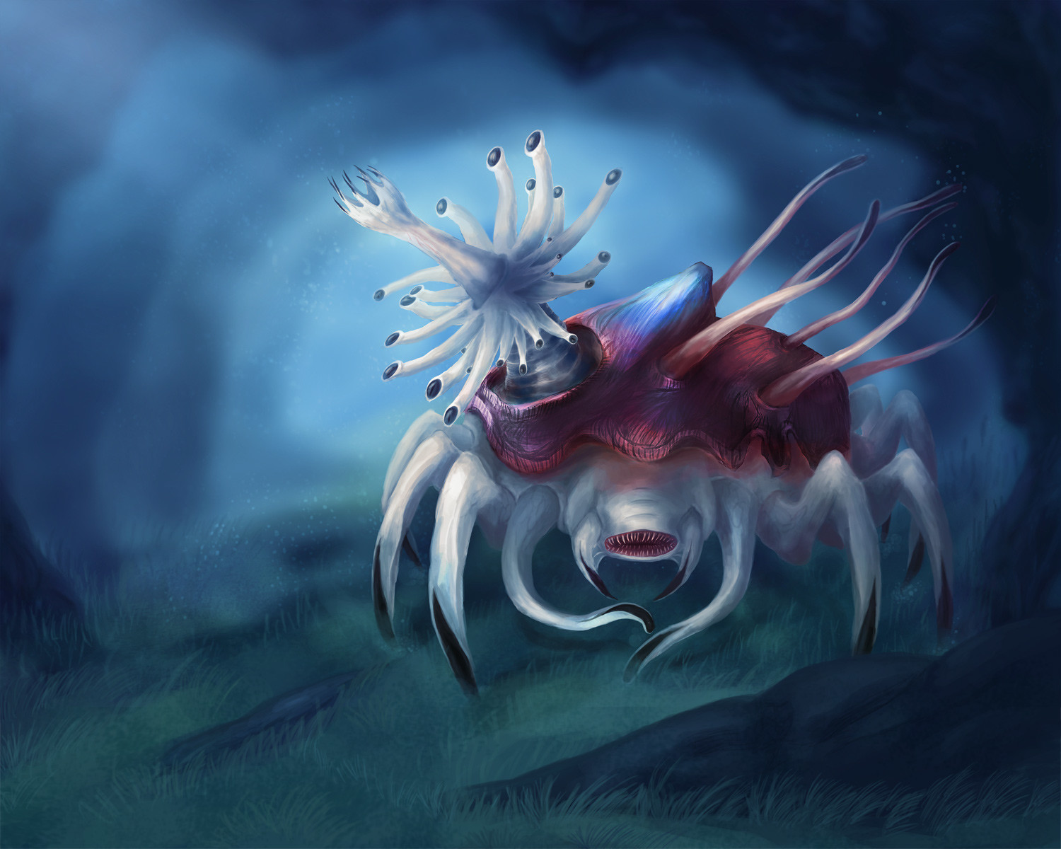 Orm irian pale sea devil by catharinawendland