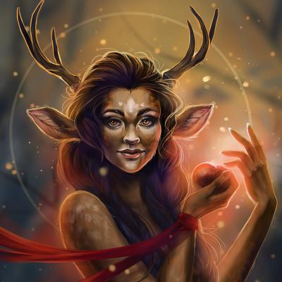 Agnieszka dabrowiecka deer oh deersm